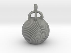 Vase 2112 in Gray PA12