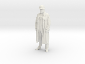 Printle C Homme 1521 - 1/24 - wob in White Natural Versatile Plastic