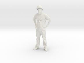 Printle C Homme 1524 - 1/24 - wob in White Natural Versatile Plastic