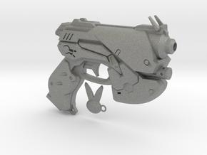 1/3rd scale D.VA Type Pistol in Gray PA12