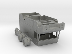 HO Scale UPS Truck in Gray Professional Plastic