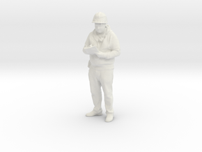 Printle C Homme 1534 - 1/24 - wob in White Natural Versatile Plastic