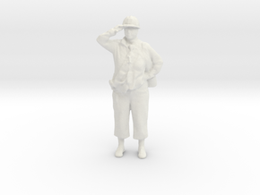 Printle C Homme 1535 - 1/24 - wob in White Natural Versatile Plastic