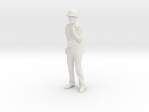 Printle C Homme 1537 - 1/24 - wob in White Natural Versatile Plastic