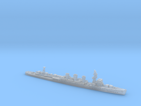 IJN CL Kiso [1942] in Smooth Fine Detail Plastic: 1:1200