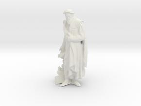 Printle C Homme 1547 - 1/24 - wob in White Natural Versatile Plastic