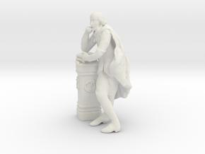 Printle C Homme 1548 - 1/24 - wob in White Natural Versatile Plastic