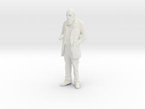 Printle C Homme 1550 - 1/24 - wob in White Natural Versatile Plastic