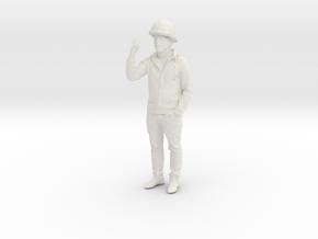 Printle C Homme 1594 - 1/24 - wob in White Natural Versatile Plastic