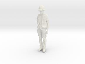 Printle C Homme 1600 - 1/24 - wob in White Natural Versatile Plastic
