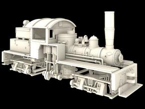 Nn3 Scale Mich Cal Lumber Co. Class 'A' Shay in Frosted Ultra Detail