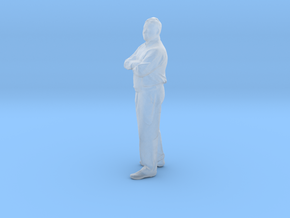 Printle C Homme 1501 - 1/87 - wob in Smooth Fine Detail Plastic