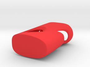 """Y_MOD_V1.0 SE """"Nutter"""" Body in Red Processed Versatile Plastic"""