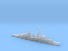 1/1800 Scale USS Carpenter FRAM I in Smooth Fine Detail Plastic