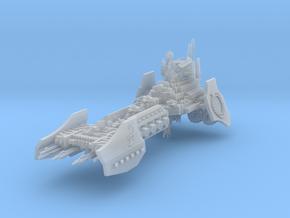 Senwosret Battleship in Smooth Fine Detail Plastic