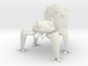 Ghost in the Shell Tachikoma in White Natural Versatile Plastic: 1:100