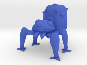Ghost in the Shell Tachikoma in Blue Processed Versatile Plastic: 1:220 - Z