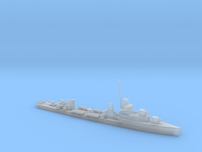 1/1800 Scale Gridley Class Destroyers in Smooth Fine Detail Plastic