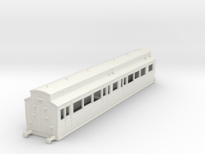o-87-lswr-royal-saloon-no17-coach-1 in White Natural Versatile Plastic