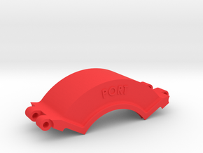 690-13667-01 in Red Processed Versatile Plastic