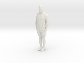 Printle C Homme 153 - 1/35 - wob in White Natural Versatile Plastic