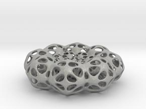 Sensory Knot in Aluminum