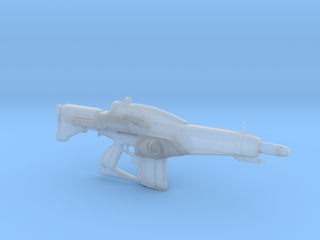 Destiny Suros Regime rifle in Smooth Fine Detail Plastic
