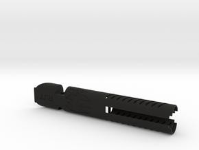 Kaizen DS CF9 single cell 18650 in Black Natural Versatile Plastic