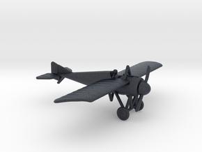 Morane-Saulnier Type N in Black PA12: 1:144