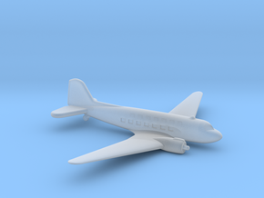 1/700 RAF Douglas C-47 Skytrain in Smoothest Fine Detail Plastic