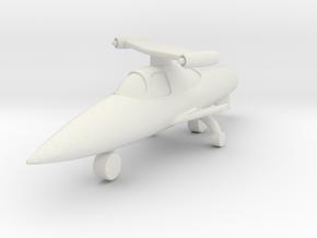 (1:144) Stoeckel Hubschrauber in White Natural Versatile Plastic