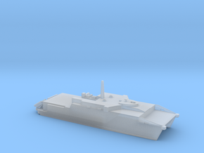 1/2400 Scale Joint High Speed Vessel (JHSV) in Smooth Fine Detail Plastic