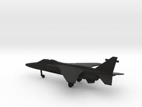 SEPECAT Jaguar GR.1 in Black Natural Versatile Plastic: 1:200