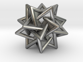 Tetrahedra Compound in Natural Silver