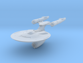 Discovery time line USS Sailor in Smooth Fine Detail Plastic