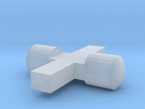 n2 Scheinwerfereinsätze / Lichtnägel in Smooth Fine Detail Plastic