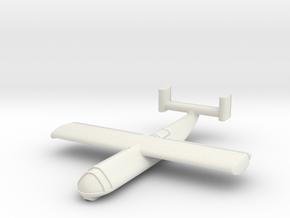 (1:144) Arado Ar E.381 III in White Natural Versatile Plastic