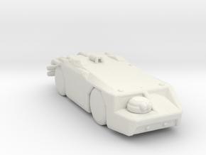 Aliens m557W stored 285 scale in White Natural Versatile Plastic