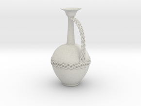 Vase 08311 in Natural Full Color Sandstone