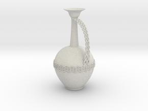 Vase 08311 in Natural Full Color Sandstone