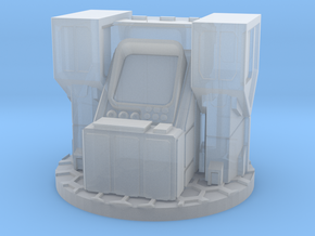 Computer terminal large / wargames objective in Smooth Fine Detail Plastic