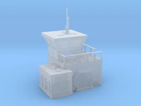 SciFi military outpost in Smoothest Fine Detail Plastic