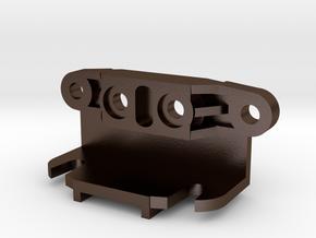Tamiya Thundershot Metal Alloy A5 part in Polished Bronze Steel