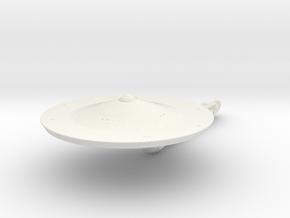 2500 Mercury class TOS in White Natural Versatile Plastic