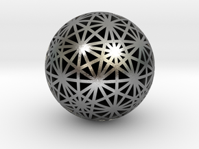 Geodesic Great Circles in Natural Silver