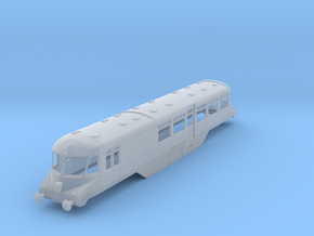 o-148fs-gwr-railcar-no18 in Smooth Fine Detail Plastic