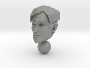 micro head 2 in Gray Professional Plastic