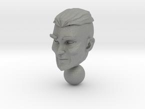 micro head 3 in Gray Professional Plastic