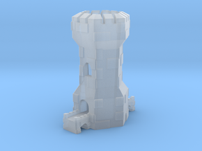 Tower in Smooth Fine Detail Plastic