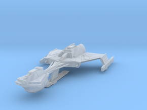 IKS C6(b) Battlecruiser in Smooth Fine Detail Plastic